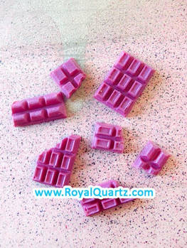 Fuchsia Chocolate Bars