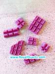 Fuchsia Chocolate Bars
