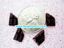 Small Chocolate Bars by royalquartz