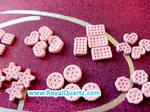 Pink Sandwich Cookies