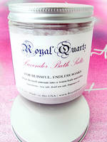 Lavender Bath Salts by royalquartz
