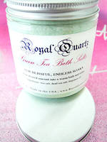 Green Tea Bath Salts by royalquartz