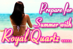 RQ Summer Ad by royalquartz