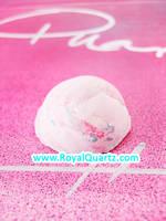 Pink and blue mini ice cream by royalquartz