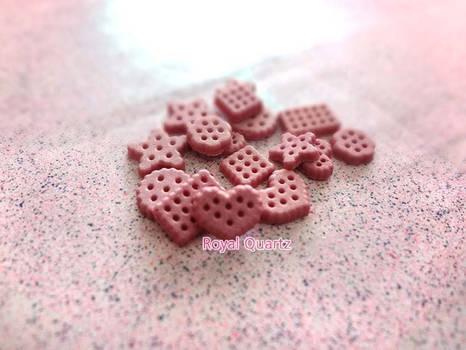 Cookies - Medium Pink
