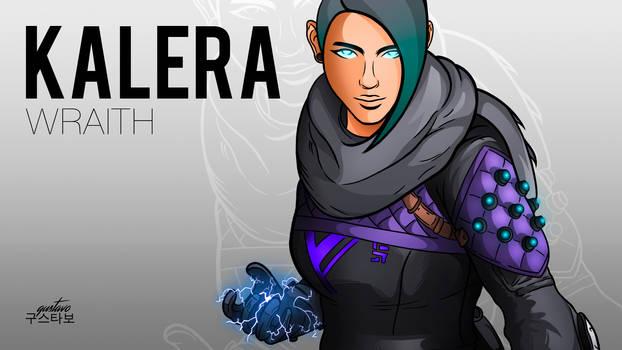 Kalera Wraith - Apex Legends