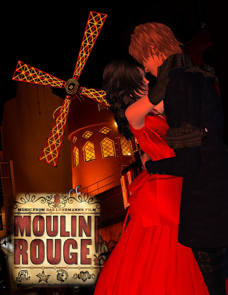 2020 Other   Images: Moulin Rouge Vintage Poster