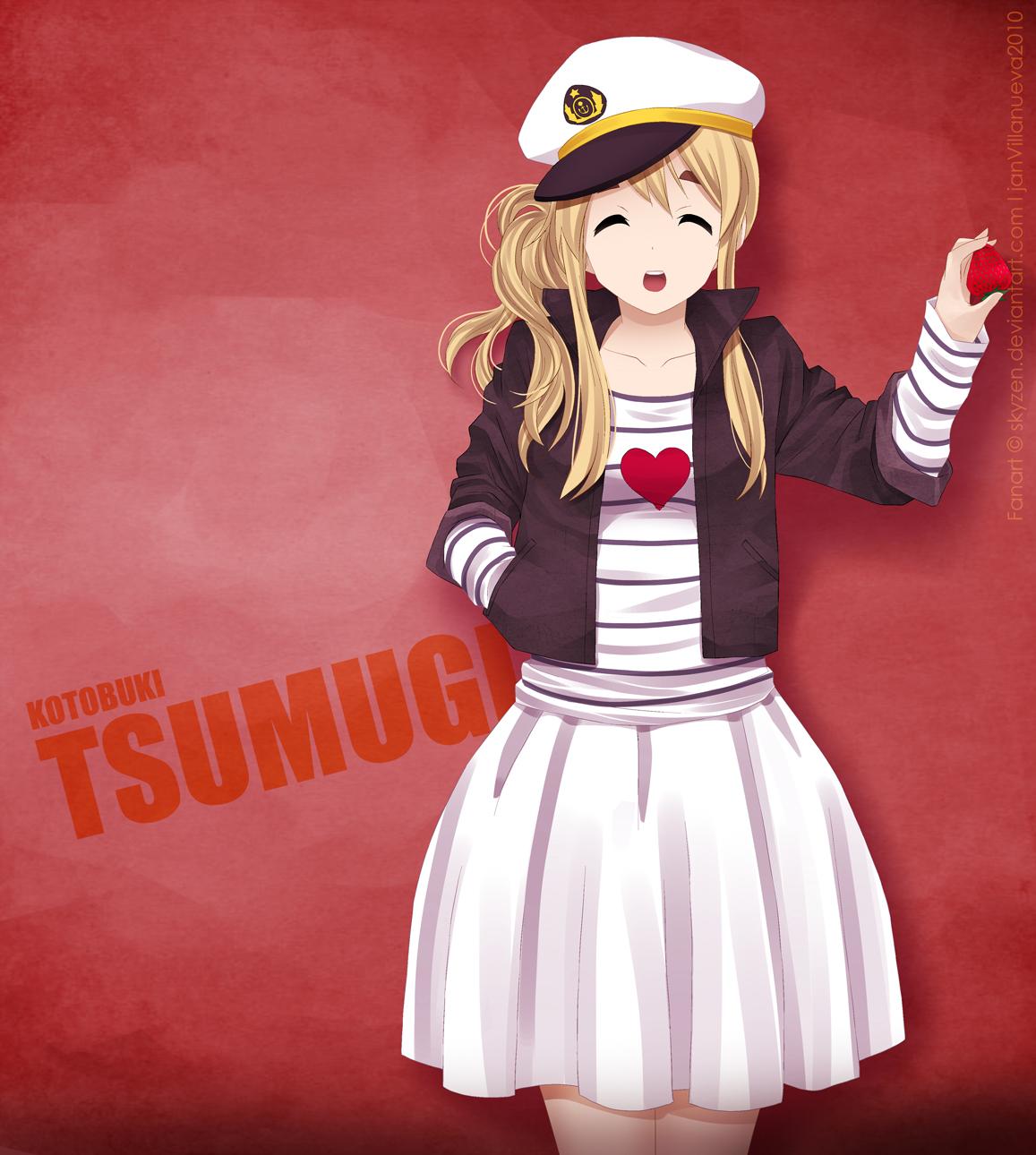 Tsumugi Kotobuki  - Terricola Listen___Kotobuki_Tsumugi_by_skyzen