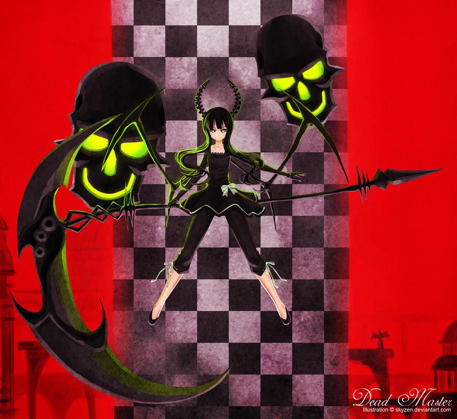 Dead Master by skyzen