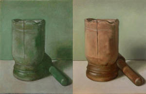 Pestle And Mortar - Verdaccio and Finished