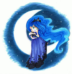 Princess Luna Chibi