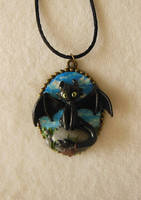 HTTYD Toothless Cameo by LittleBreeze