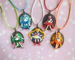 Sailor Moon Inner Senshi Cameos