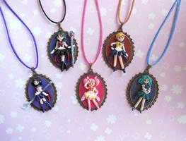 Sailor Moon Outer Senshi Cameos by LittleBreeze