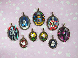 Undertale Cameo Collection Wave 1