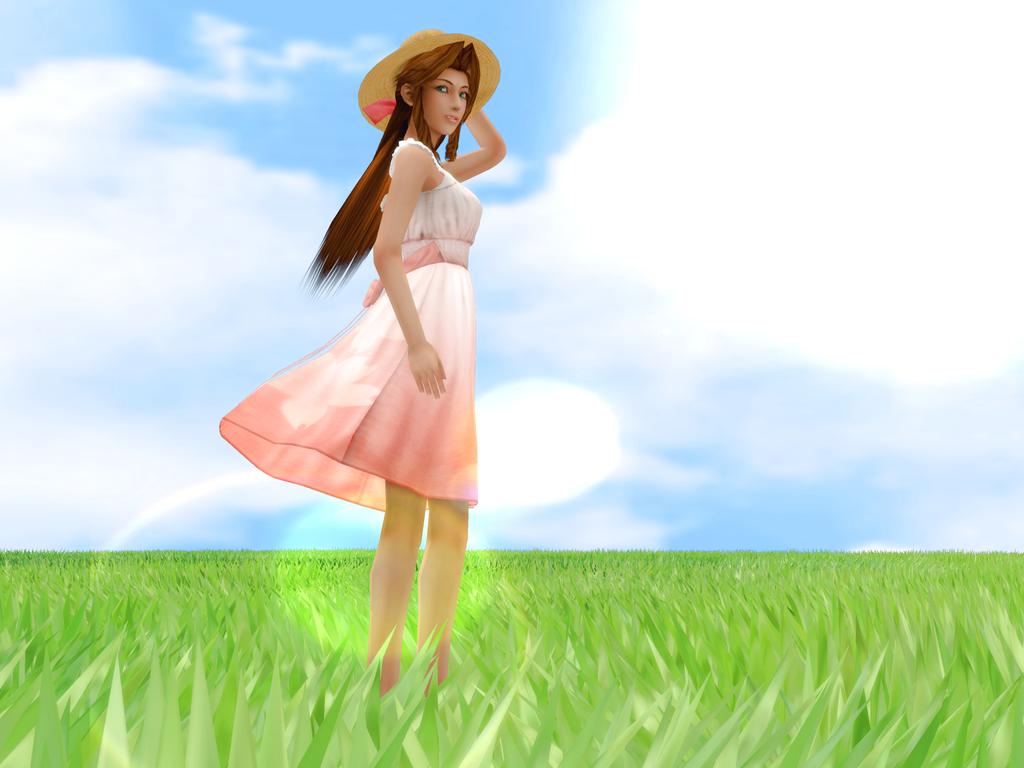 Flower Girl by ChochoYatori