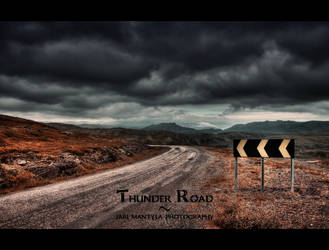 Thunder Road by wchild
