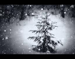 Dark Christmas by wchild