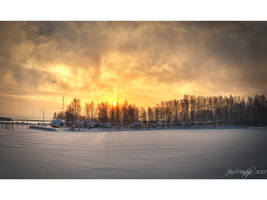 Yachts of the Frost by wchild