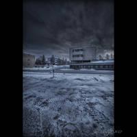 Hometown Winter Blues by wchild