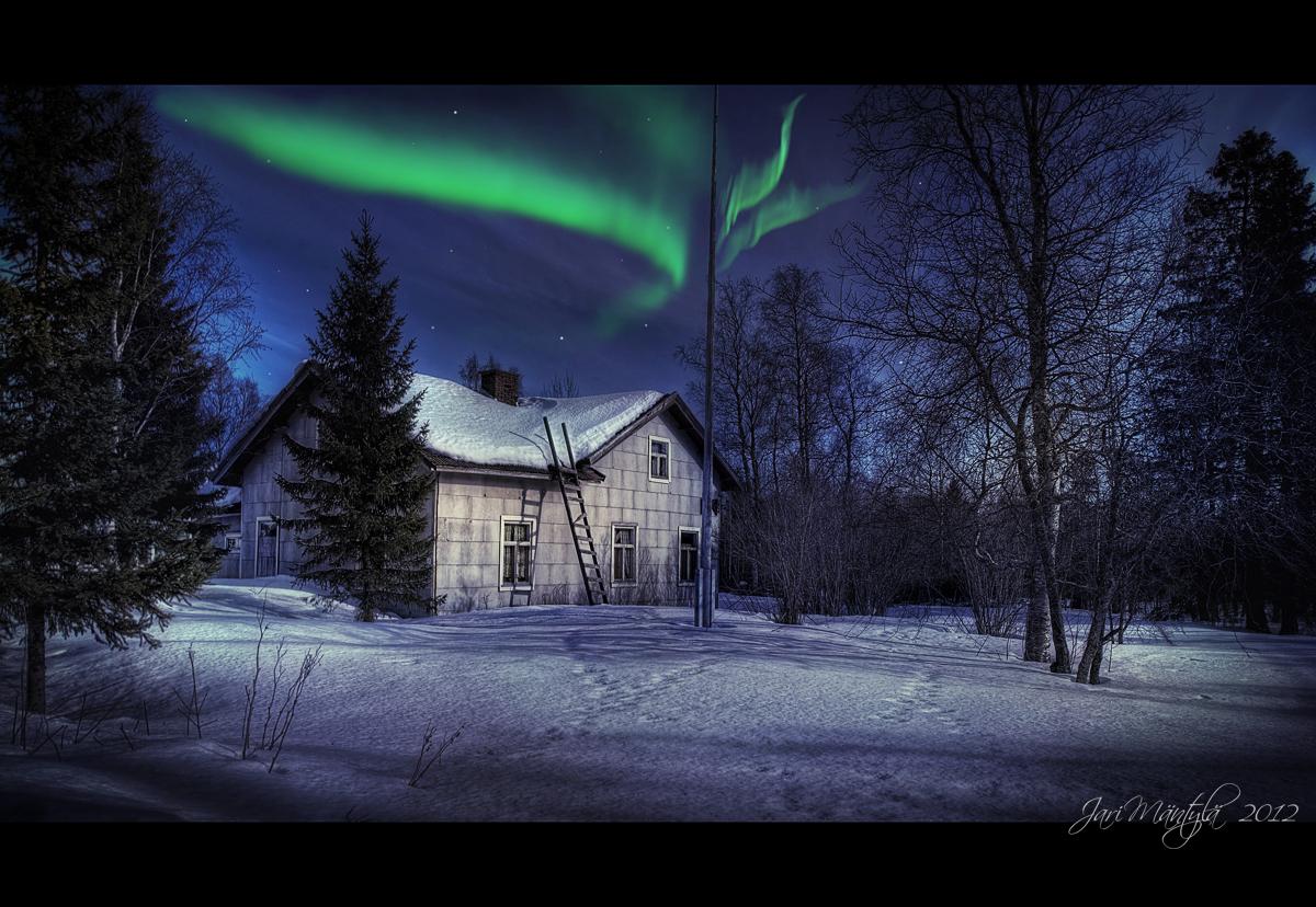 Abandoned under Aurora