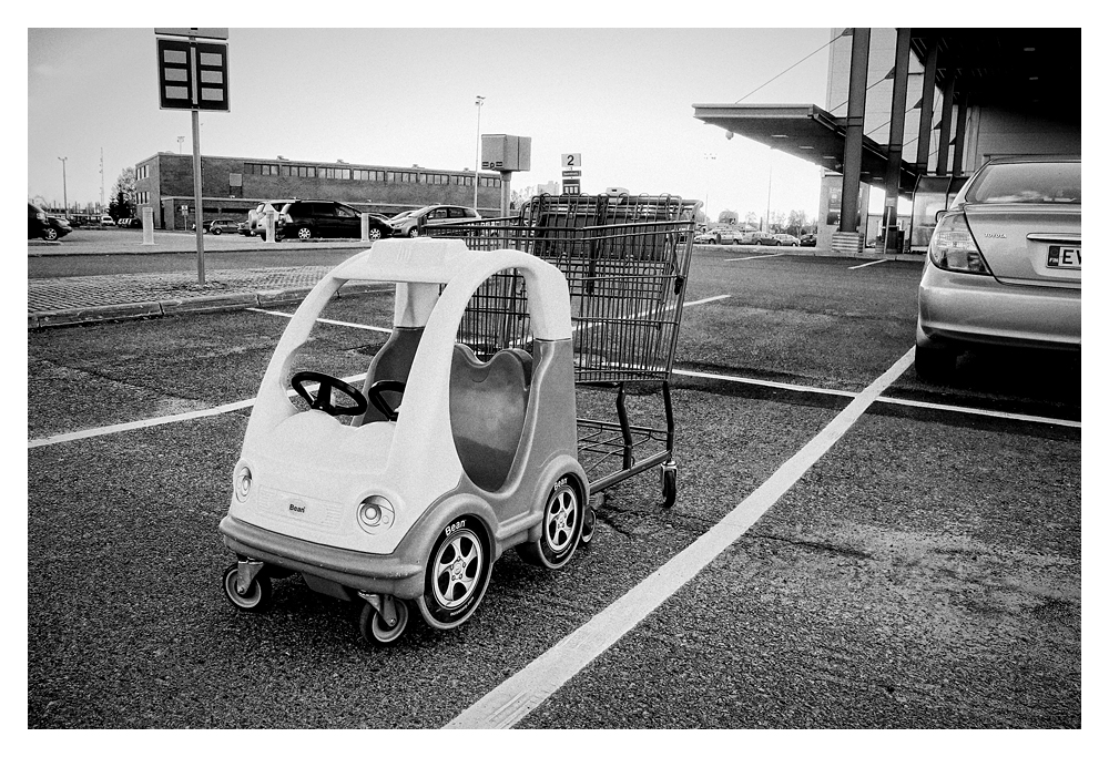 Shopping Car(t) by wchild