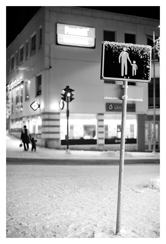 Winter walks by wchild