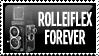 Rolleiflex forever stamp by wchild