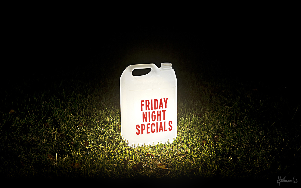 FNS promo 2014.44 Gallon of FNS by wchild