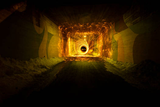 the Path of Sweaty Vishnu