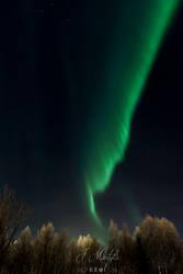 Merry Auroras by wchild
