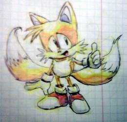 Tails Classic Pencils