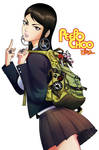 PEEPO CHOO: Reiko Kawamori by FelipeSmith