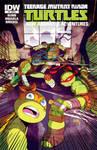 TMNT New Animated Adventures # 6