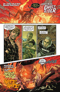 All-New Ghost Rider #11 Preview Page 1