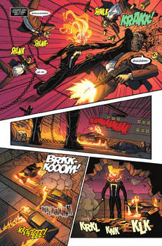 All-New Ghost Rider #11 Preview Page 3