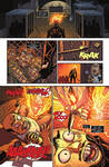 All-New Ghost Rider #11 Preview Page 4 by FelipeSmith