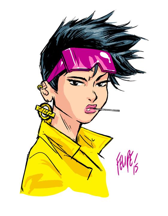 X-Men: Jubilee by FelipeSmith