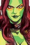 Gamora: No-nonsense Intergalactic Assassin