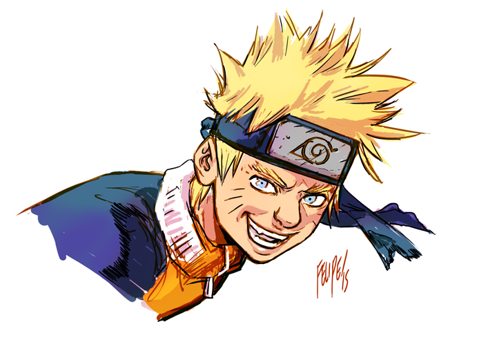 Naruto by FelipeSmith