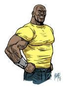 Power Man: Luke Cage by FelipeSmith
