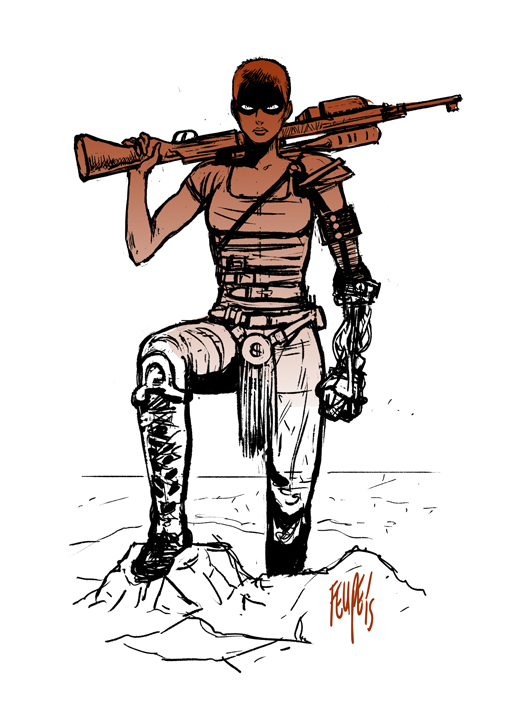 Imperator Furiosa by FelipeSmith