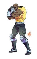 Luke Cage a.k.a Power Man! by FelipeSmith