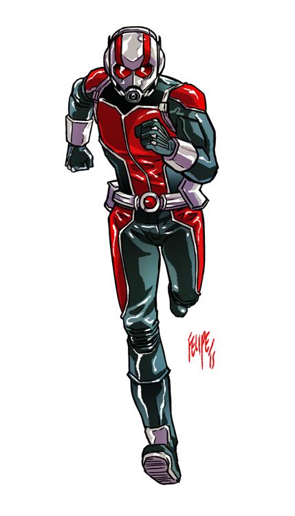 Ant-Man by FelipeSmith