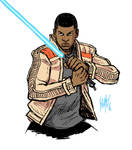 Star Wars: The Force Awakens: Finn