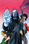 Bill and Ted's Most Triumphant Return # 5 Cover