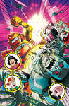 Bill and Ted's Most Triumphant Return # 6 Cover