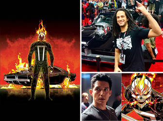ROBBIE REYES on Agents of S.H.I.E.L.D