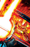 Ghost Rider #2 Cover (2016)