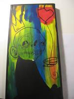 SkullBoy in Love by DaveGrimm